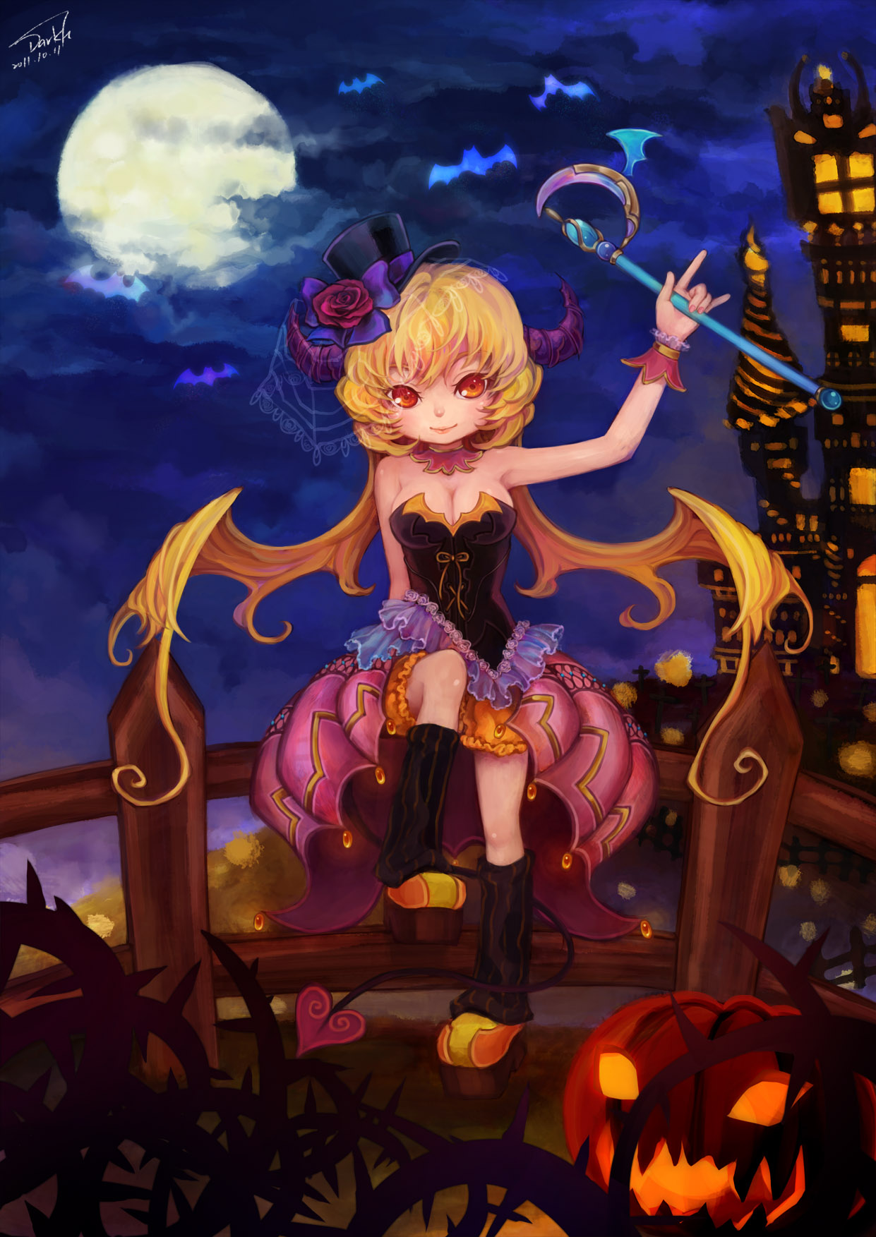 Halloween image pack - Wallpaper manga anime ...